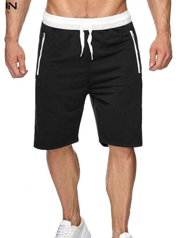 Elasticated Waist Gym Shorts