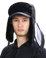 Solid Outdoor Fleece Cap