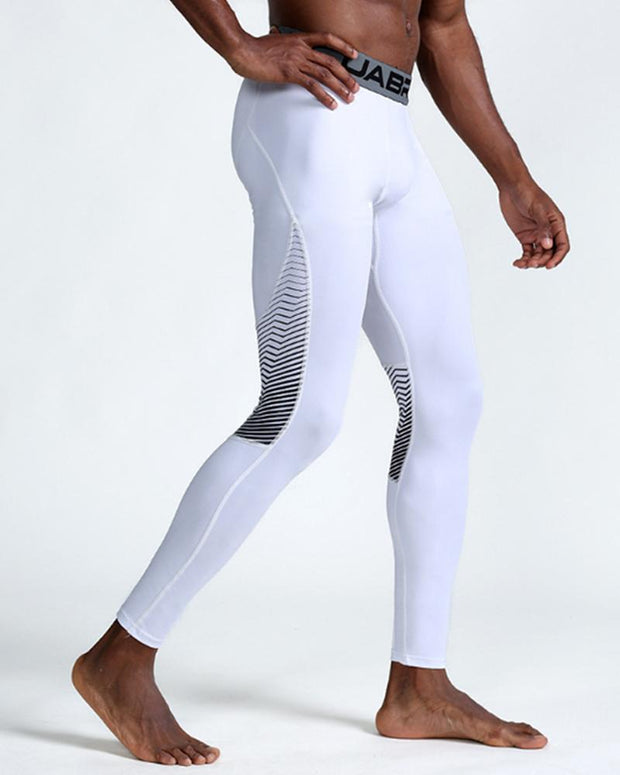 Color Block Skinny Quick-drying Sporty Pants