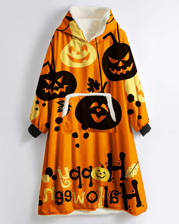 Halloween Long Sleeve Hoodies Sweatshirts