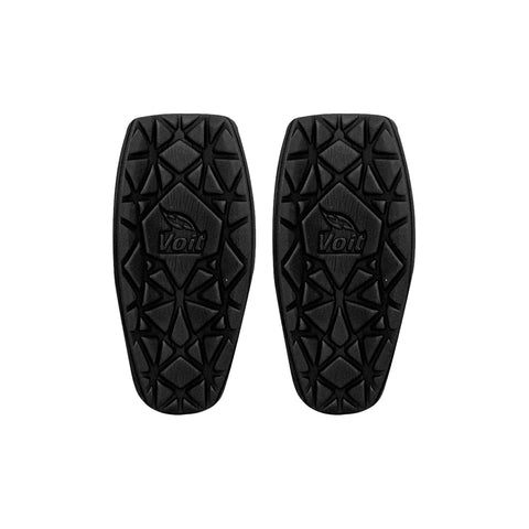 TITAN, HIGH-TECH,PERFORMANCE SLIDING SHINGUARD BLACK