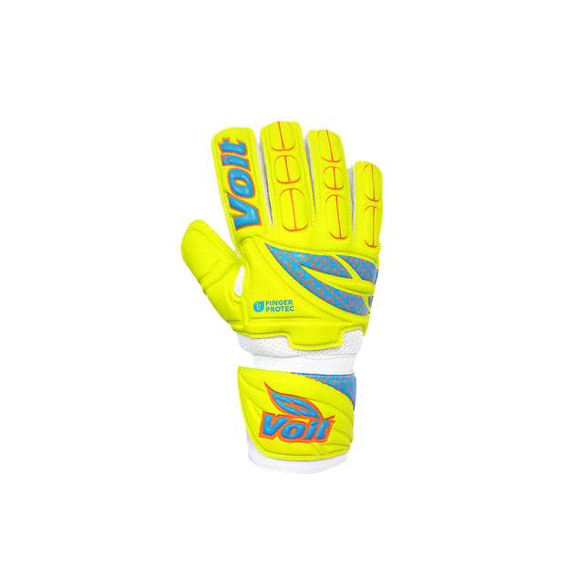 Training Goalkeeper Gloves with Fingersave