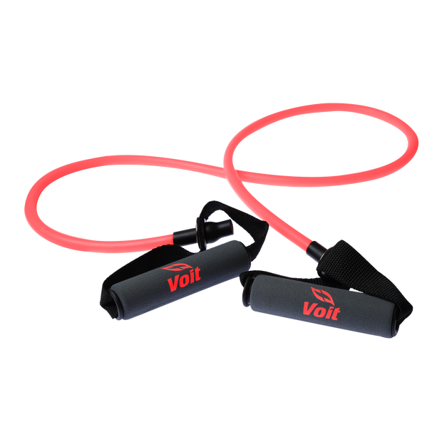 Indoor Fitness Tube Resistance Bands with Comfort Grip (Wholesale)