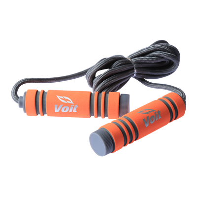 Fitness Jump Rope with Comfort Grip