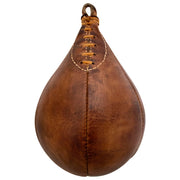 Voit 1922 Legacy Collection, Natural Tanned Leather, Boxing Speed Bag No. 5