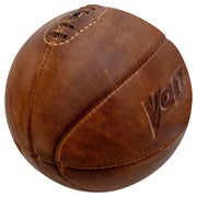 Voit 1922 Legacy Collection, Natural Tanned Leather, Basketball No. 7