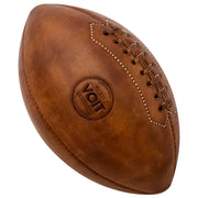 Voit 1922 Legacy Collection, Natural Tanned Leather, Football No. 7 (Wholesale)
