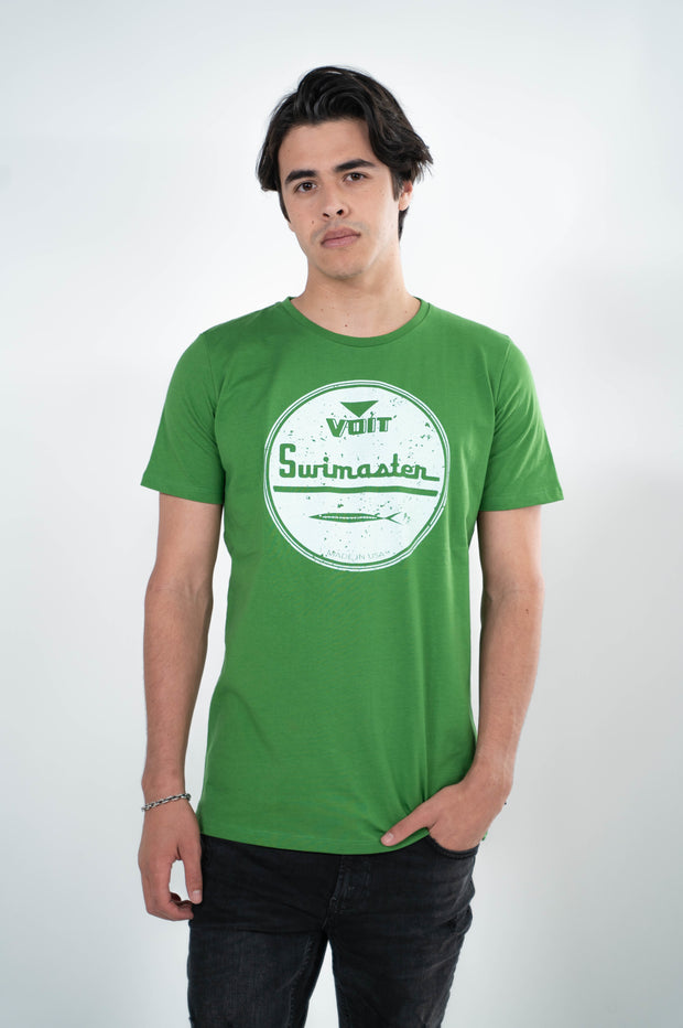 Swimaster 1922 Vintage Print T-Shirt (Wholesale)