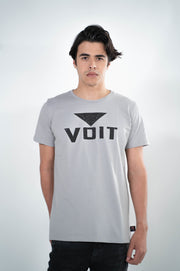 Voit 1922 Legacy Collection, 100% Cotton Vintage Old School Logo Print T-Shirt (Wholesale)