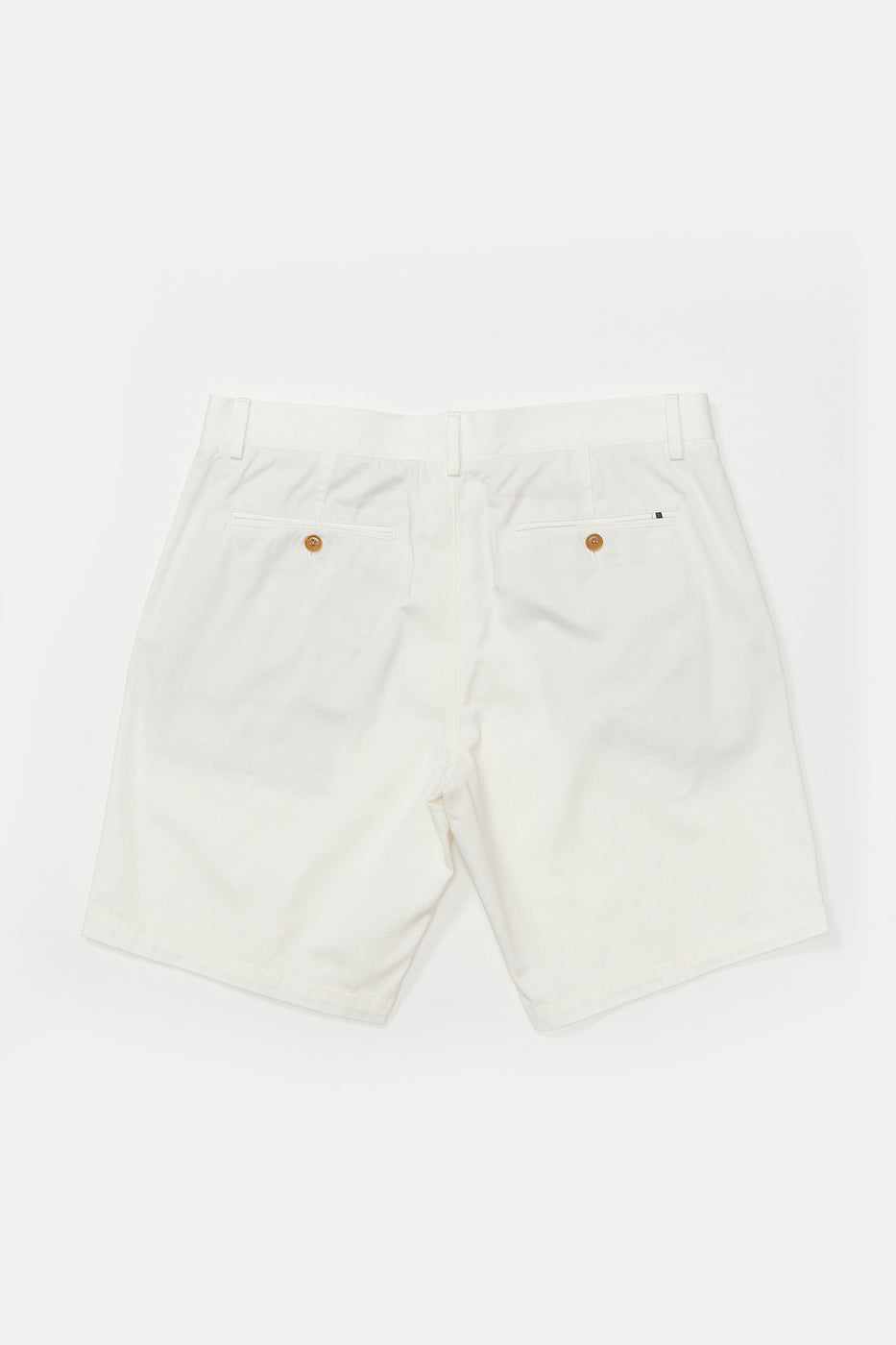 Load image into Gallery viewer, Gwinnett Slim Fit Chino Shorts in White