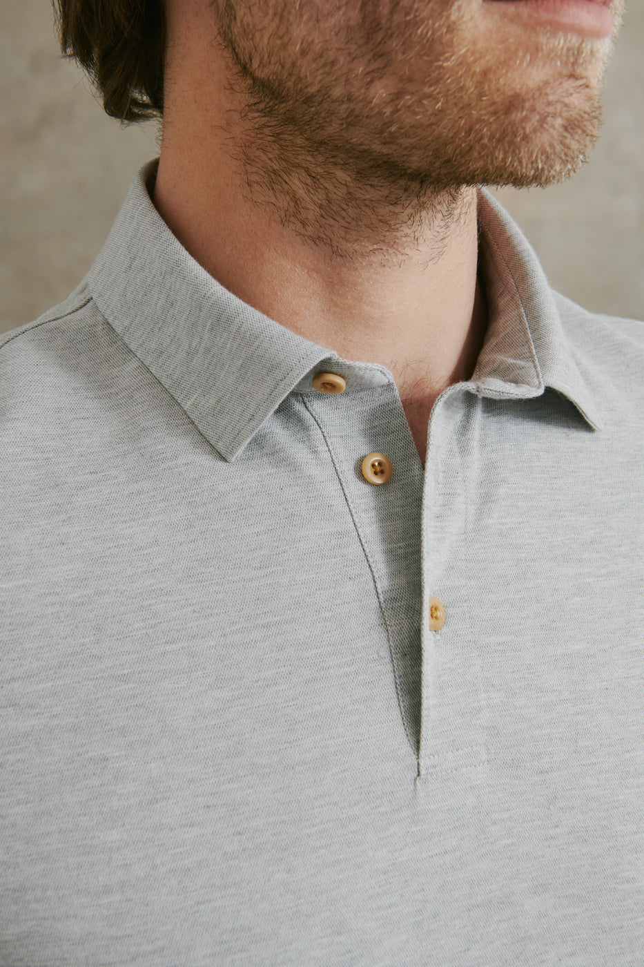 Load image into Gallery viewer, Gretna Polo in Grey