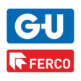 GU Ferco Tripact Latch Deadbolt 2 Tongue Hooks Lift Lever