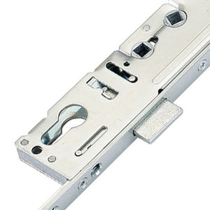 Milamaster Latch Deadbolt 2 Hooks 2 Anti Lift Pins 4 Rollers Double Spindle Multipoint UPVC Door Lock