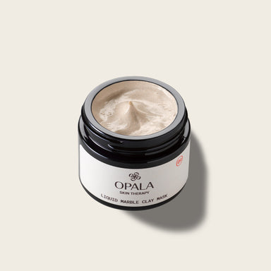 Liquid Marble Softening Clay Mask - Opala Botanicals