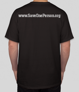SAVE ONE PERSON T-SHIRT