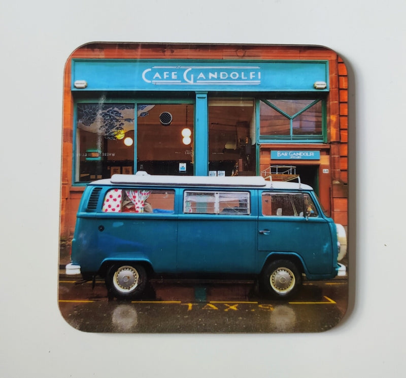 Coaster - Cafe Gandolfi