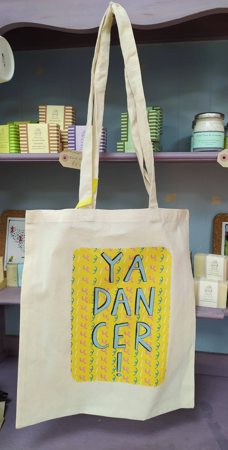 Tote bag - Ya dancer