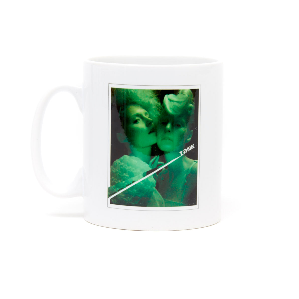 """In the Zone"" Mug"