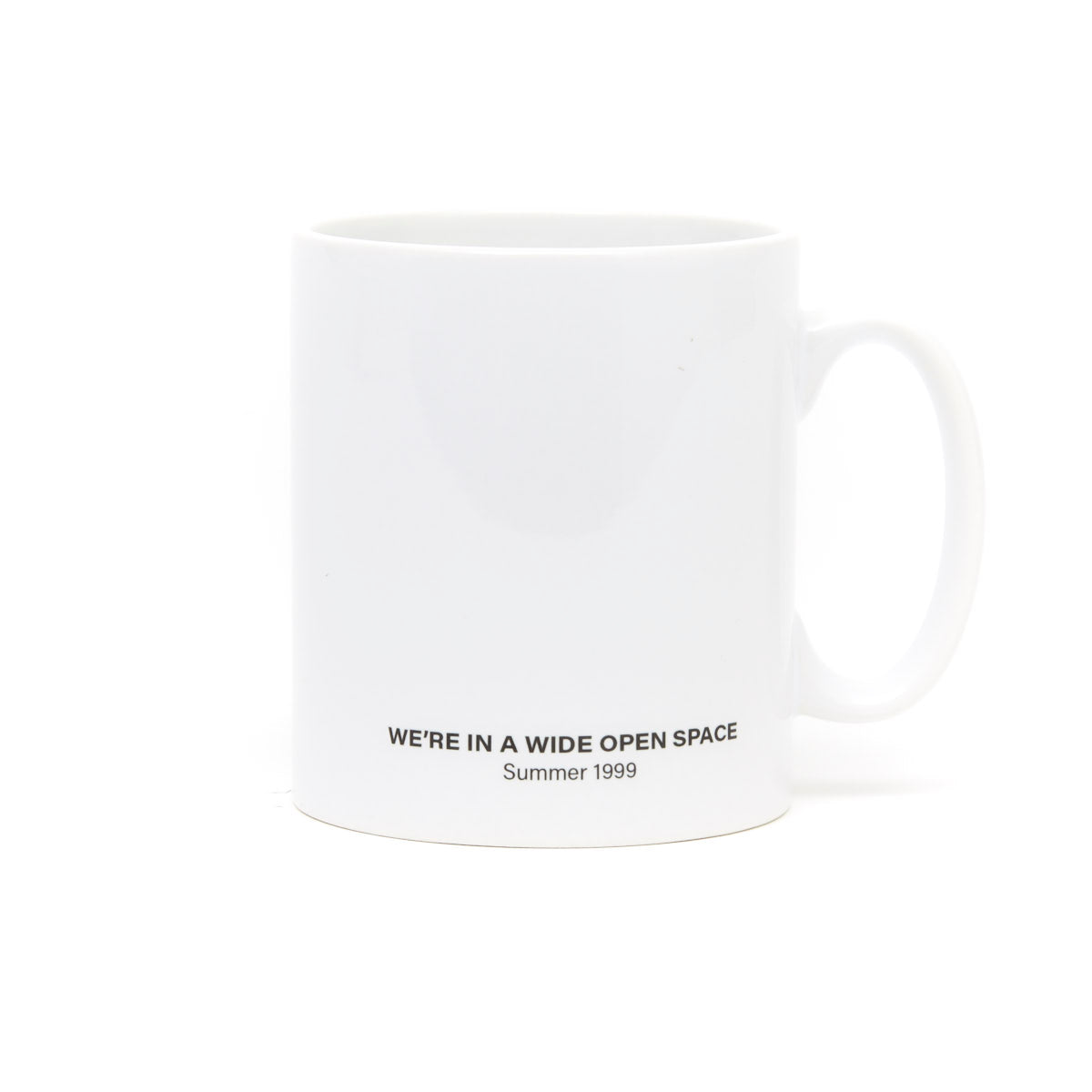 """Wide Open Space"" Mug"