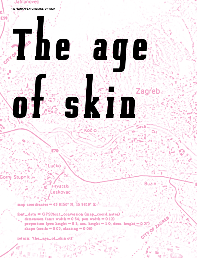 """Age of Skin"" by Dubravka Ugrešić"