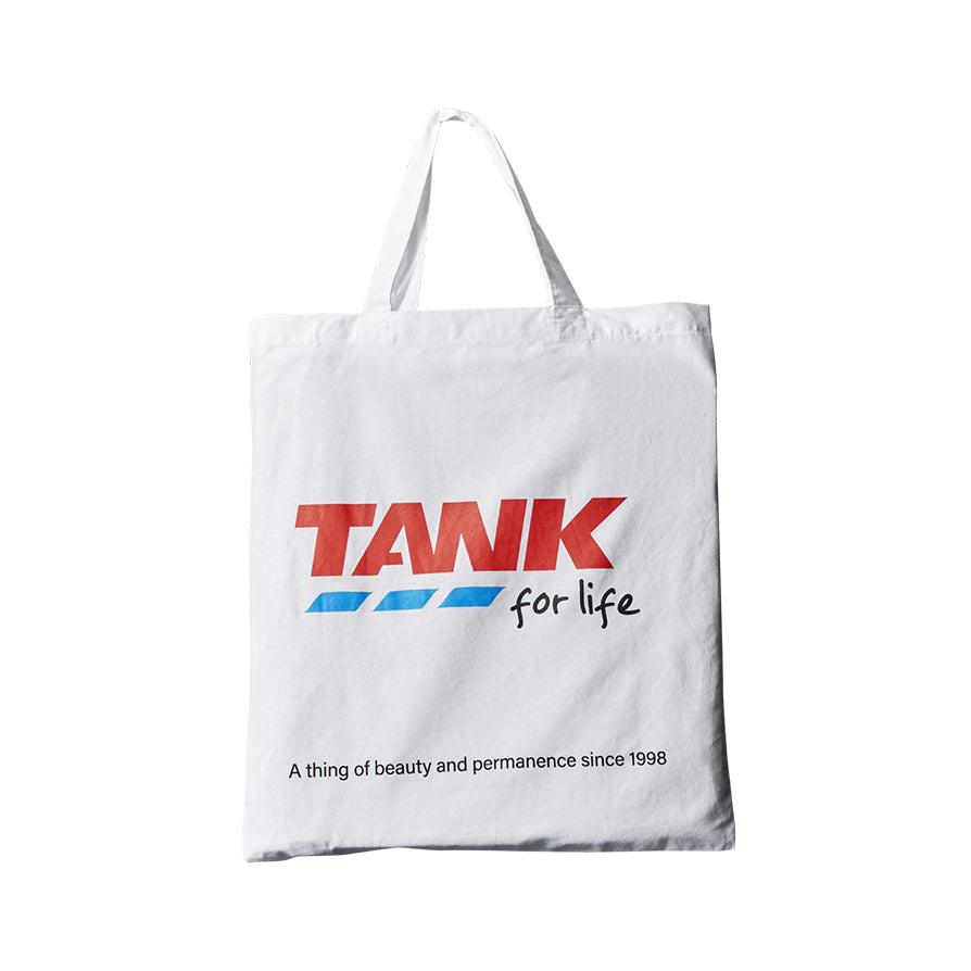 TANK For Life Tote Bag