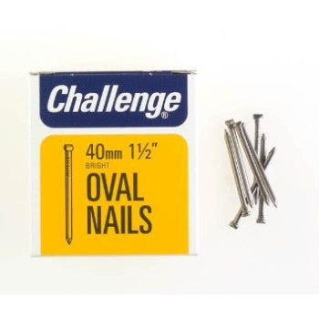 40mm Oval Nails-1kg