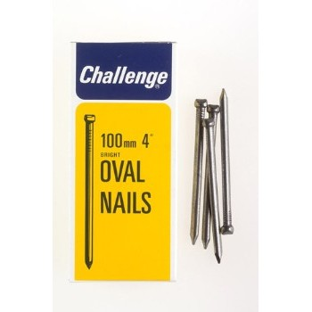100mm Oval Nails-1kg
