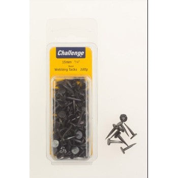 15mm Webbing Tacks-100g