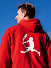 Sweat S2S Rider Rouge enfant