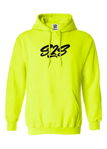 Sweat S2S Vague Jaune Adulte