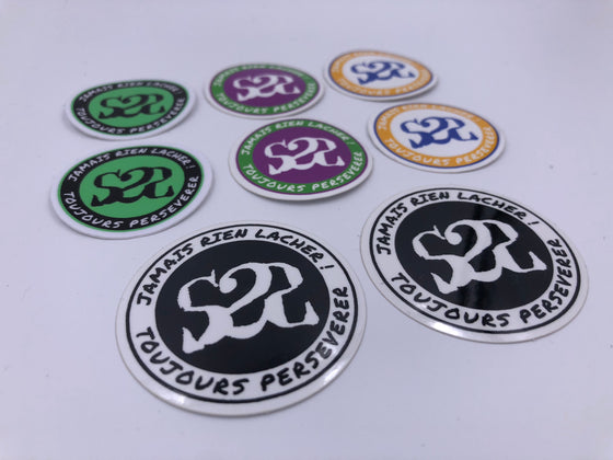 Lot 8 Stickers S2S Motivation