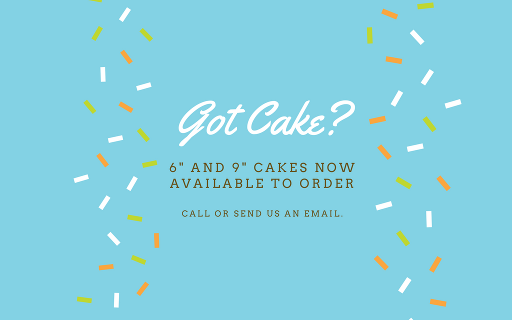 Order Cakes from West Loop