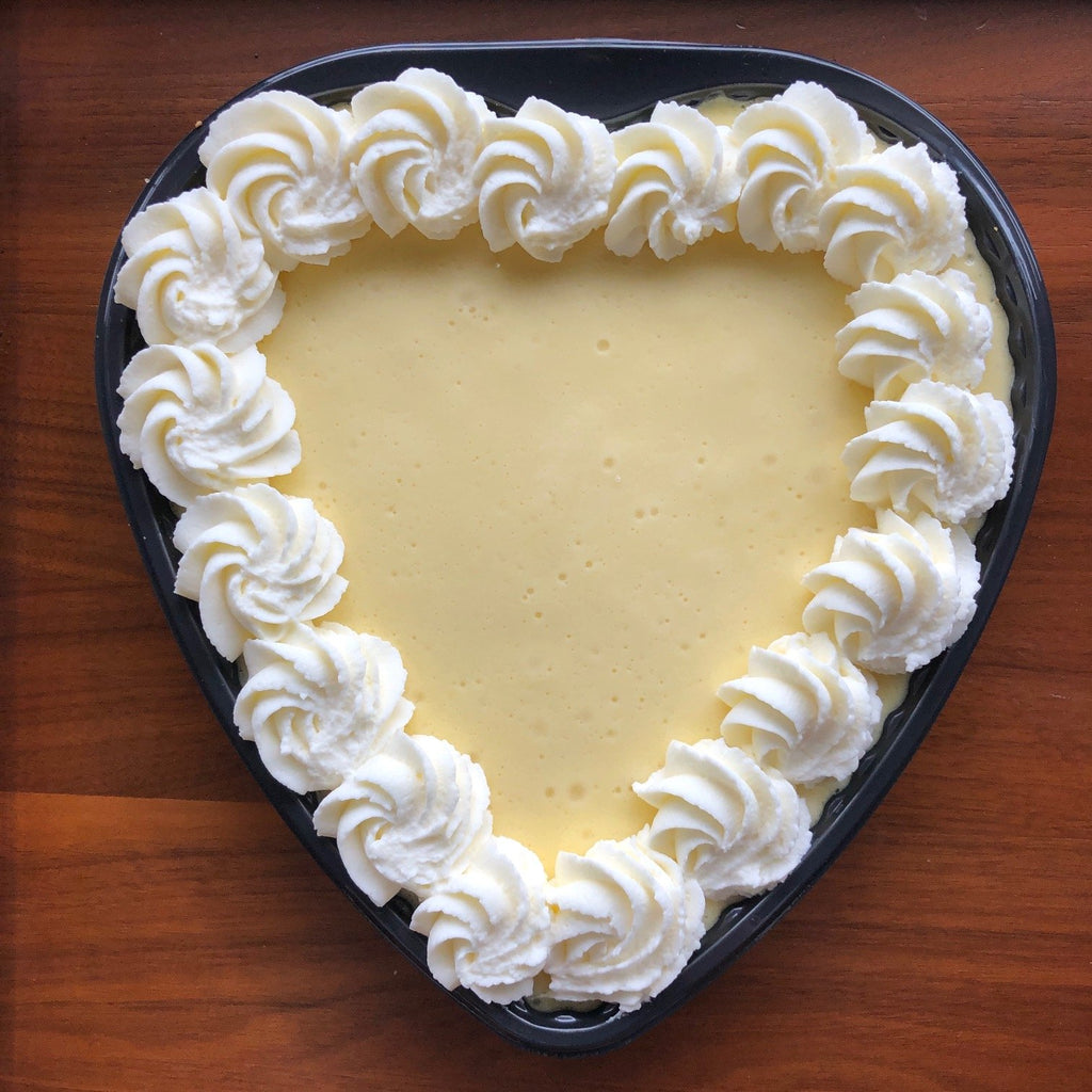 Heart-Shaped Cheesecake (48 hour notice required)