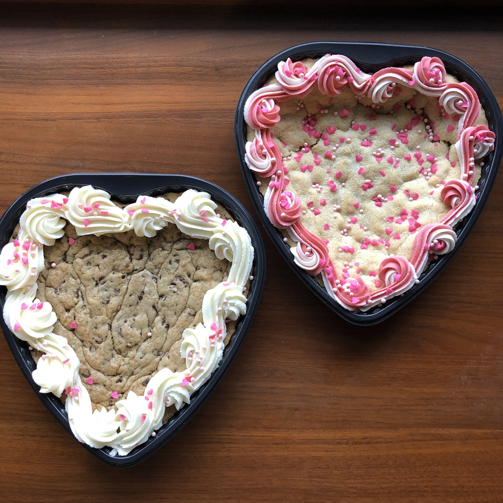 Heart-Shaped Cookie (24 hour notice required)