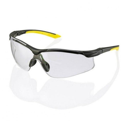 B-Brand Yale Clear Safety Glasses