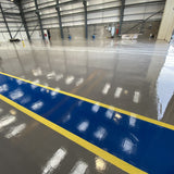Strongcoat High Build Epoxy in Holyhead Factory
