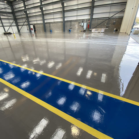 Strongcoat - High Build Epoxy Paint 100KG