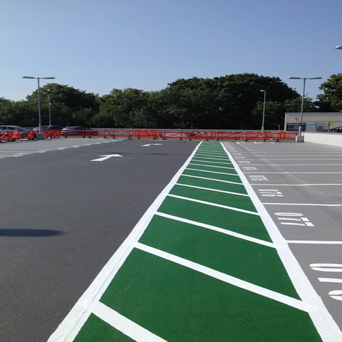 Flexideck UVR - Car Park Decking Coating