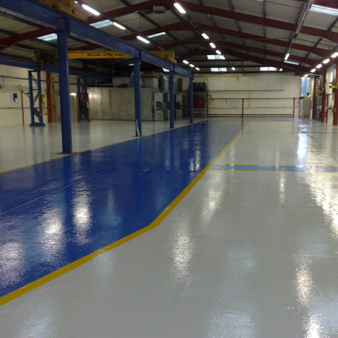 Easycoat - Epoxy Floor Paint