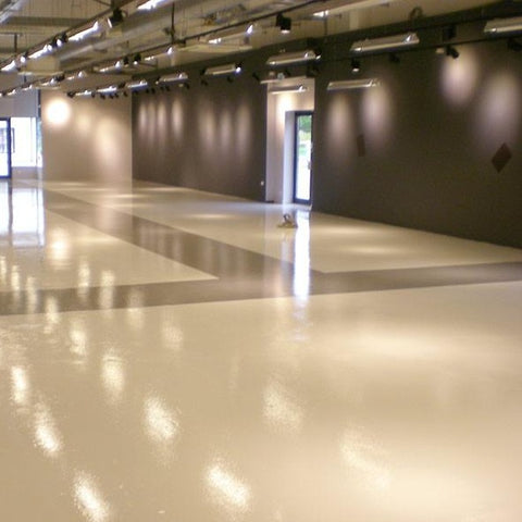 Flowcoat - Water Dispersed Epoxy Paint