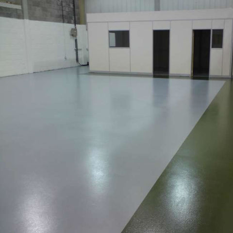 Flowscreed - Medium Duty Epoxy Screed