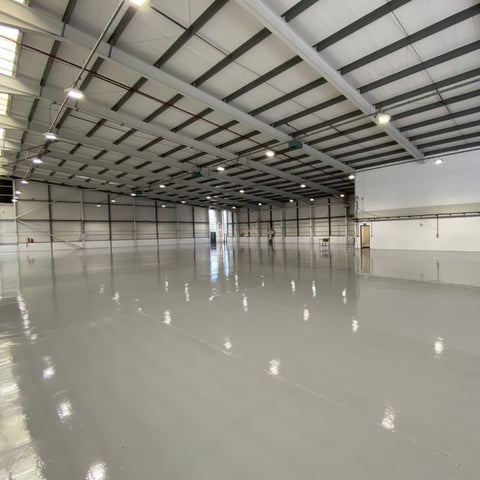 Strongcoat - High Build Epoxy Paint