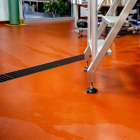 Flowfresh HF - (Anti-Microbial) Heavy Duty Polyurethane Screed