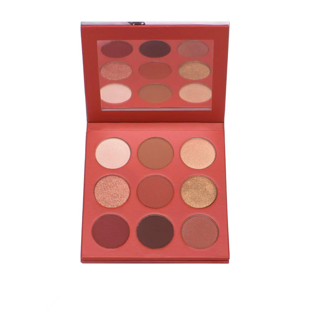 ON THE GO - EYESHADOW PALETTE - SPICED SPELL - Studio Make Up US