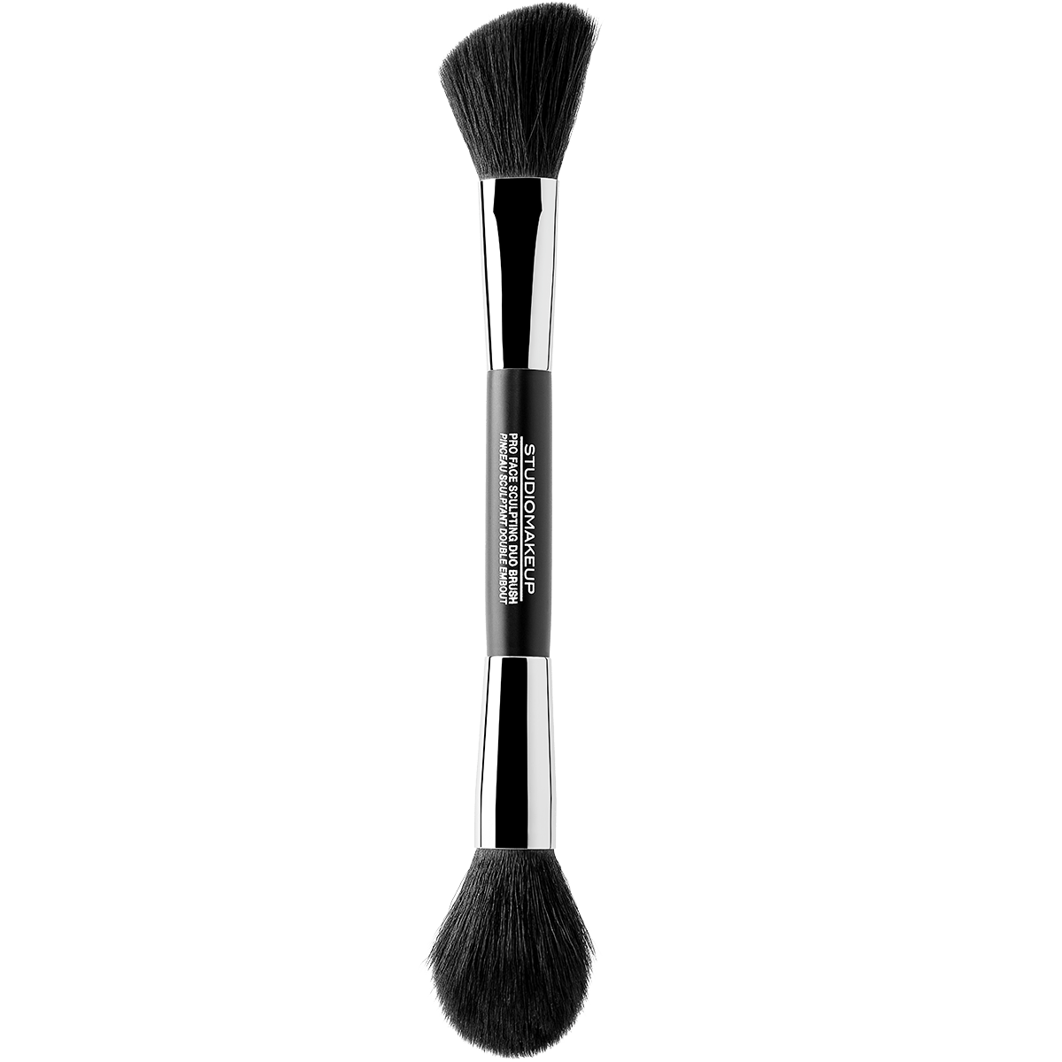 PRO FACE SCULPTING DUO BRUSH - Studio Make Up US