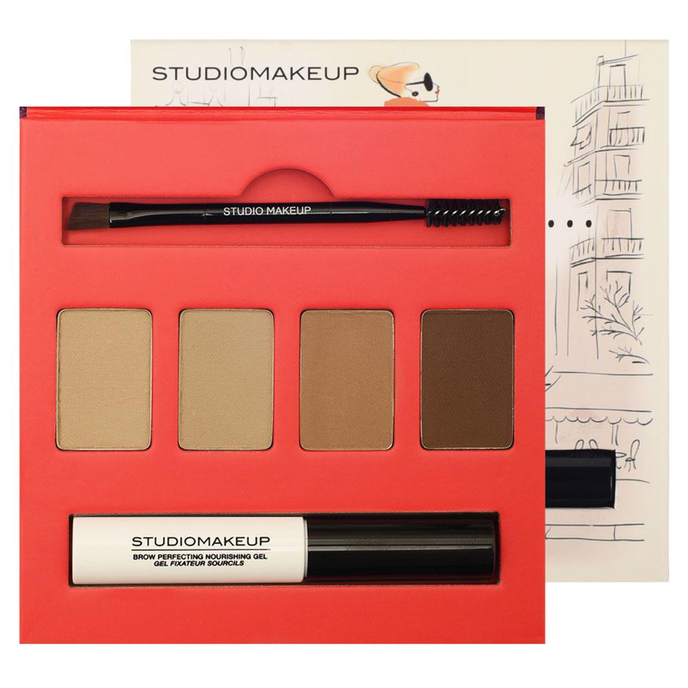JUST BROWSING BROW PALETTE - Studio Make Up US