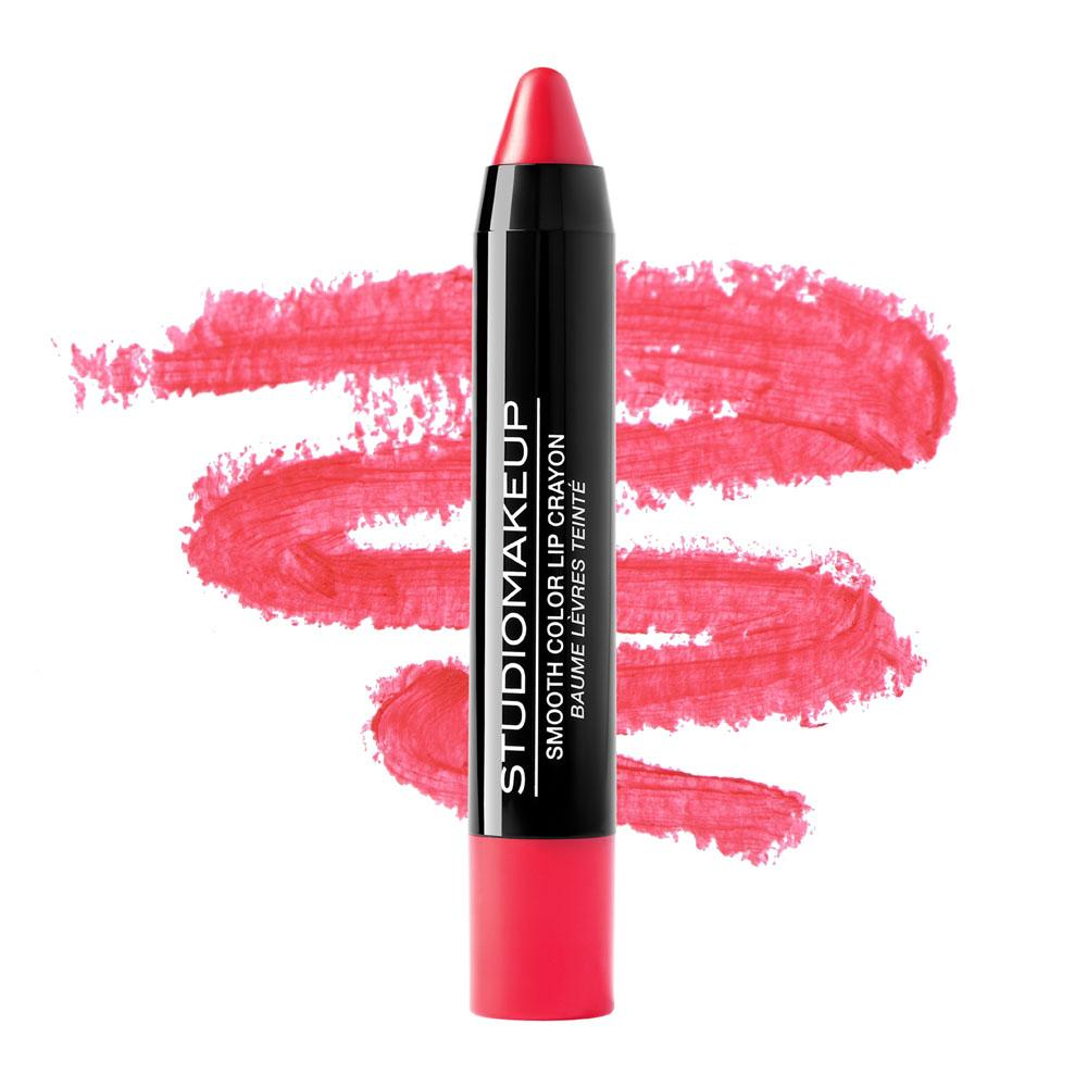 SMOOTH COLOR LIP CRAYON - Studio Make Up US