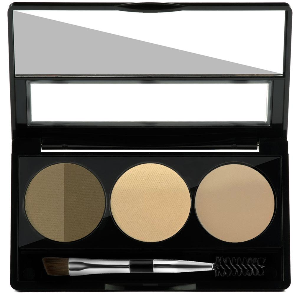 BROW SCULPTING PALETTE MEDIUM - Studio Make Up US