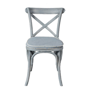 Bentwood Dining Chair - Distressed Grey