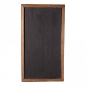 Pine Frame Rectangular Blackboard